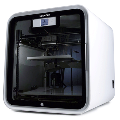 CubePRO Desktop 3D Printer